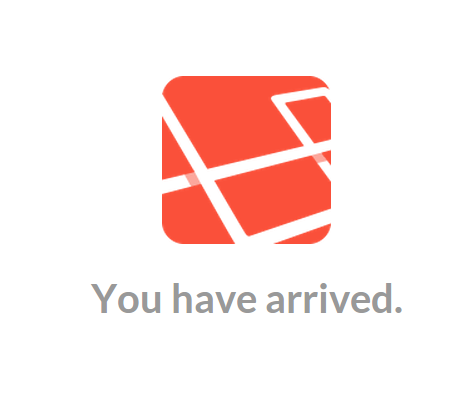 laravel-welcome